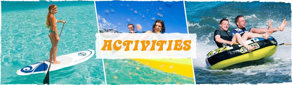 watersports activities